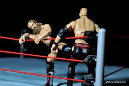 Daniel Bryan Mattel figure review - kicking Kane
