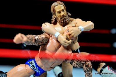 Daniel Bryan Mattel figure review - Randy Orton in Yes Lock