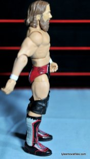 Daniel Bryan Mattel figure review - right side