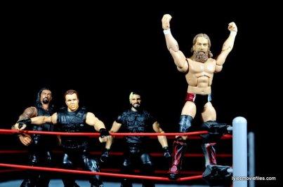 Daniel Bryan Mattel figure review -with The Shield