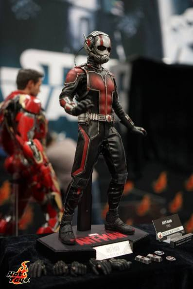 Hot Toys SDCC'15 - Ant Man