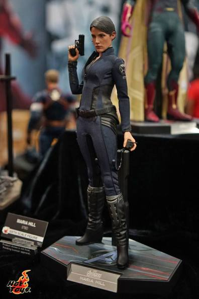 Hot Toys SDCC'15 - Maria Hill