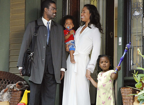 I Think I Love My Wife - Chris Rock and Gina Torres
