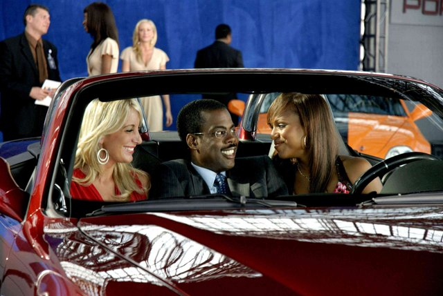 I Think I Love My Wife - Chris Rock and Kerry Washington in car