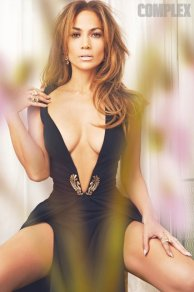 Jennifer Lopez in Complex