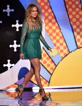 Jennifer Lopez teen choice awards 2014