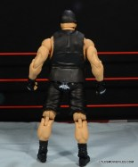 Mattel Brock Lesnar WWE figure - shirt back