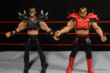Mattel WWE Elite 30 Legion of Doom - Animal and Road Warrior Animal