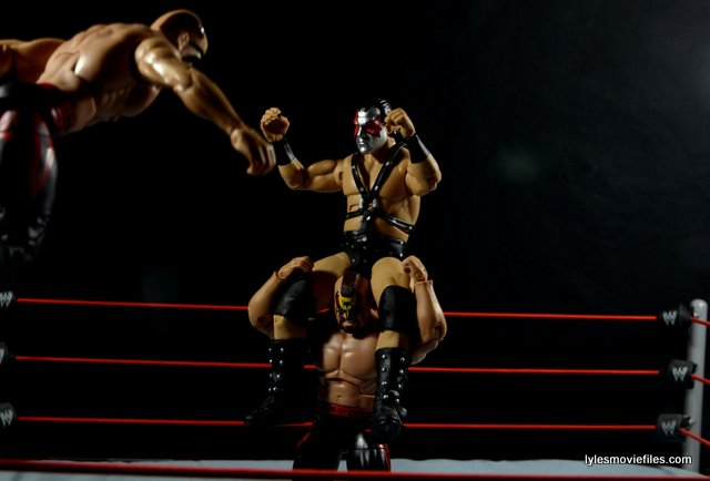 Mattel WWE Elite 30 Legion of Doom - Doomsday Device