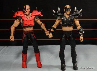 Mattel WWE Elite 30 Legion of Doom - Hawk and Road Warrior Hawk