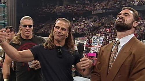 Rick Rude, Triple H, Chyna, Shawn Michaels original DX