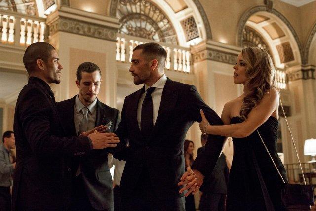 Southpaw - Miguel Gomez, Beau Knapp, Jake Gyllenhaal and Rachel McAdams