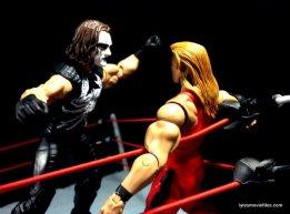 Sting figure WWE Mattel Defining Moments - Stinger Splash onto Nash
