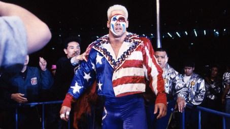 Sting patriotic attire