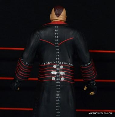 Wrestlemania 30 Undertaker Mattel -jacket detail back