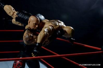 Wrestlemania 30 Undertaker Mattel -snake eyes