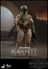 Boba Fett Hot Toys figure -relaxing