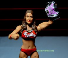 Nikki Bella Mattel WWE figure - with Divas title