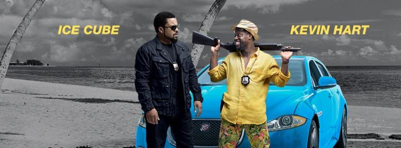 Ride Along 2 - Ice Cube and Kevin Hart