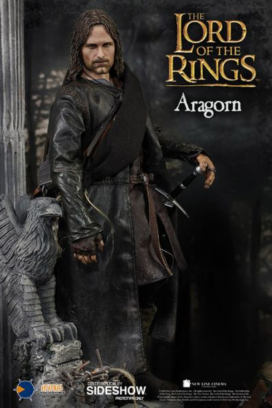 Sideshow Collectibles Lord of the Ring-aragorn-01