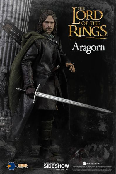 Sideshow Collectibles Lord of the Ring-aragorn-03