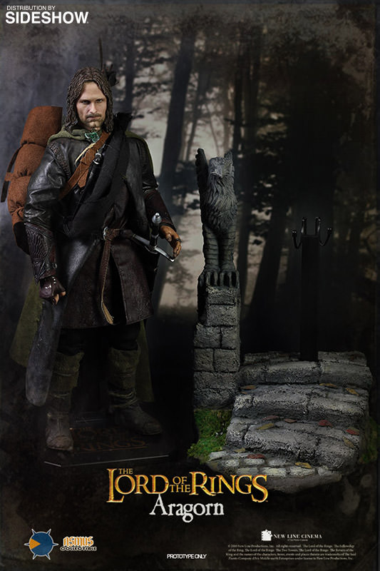Sideshow Collectibles Lord of the Ring-aragorn-06