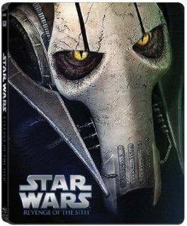 Star Wars steelbook -Revenge of the Sith
