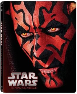 Star Wars steelbook -The Phantom Menace