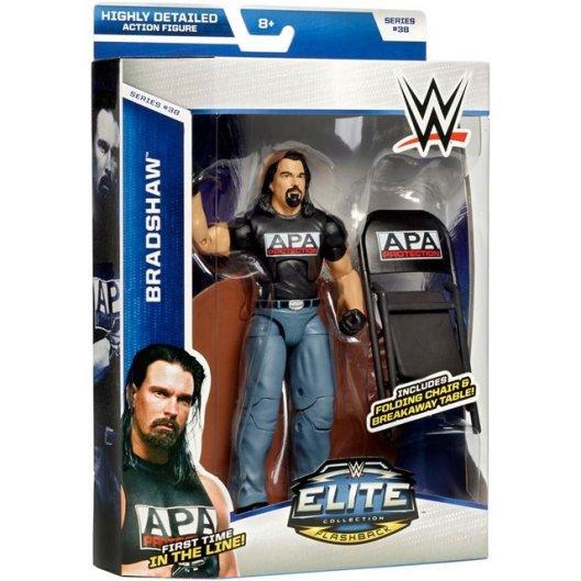 WWE Elite 38 - Bradshaw in package