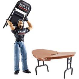 WWE Elite 38 - Bradshaw using accessories