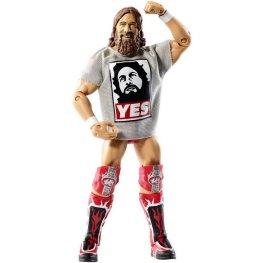 WWE Elite 38 - Daniel Bryan wearing t-shirt