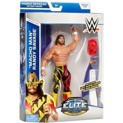WWE Elite 38 - Macho Man Randy Savage in package