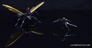 Ant-Man Marvel Legends figure review - mini Ant-Man vs Yellowjacket