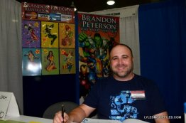 Baltimore Comic Con 2015 -Brandon Petersen