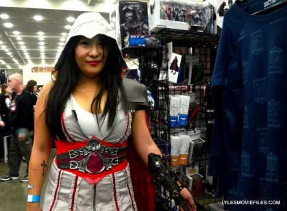 Baltimore Comic Con 2015 cosplay -Assassin's Creed