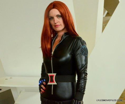 Baltimore Comic Con 2015 cosplay - Black Widow 2
