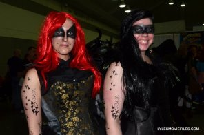Baltimore Comic Con 2015 cosplay - cosplay pair