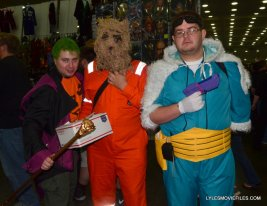 Baltimore Comic Con 2015 cosplay - DC Rogues