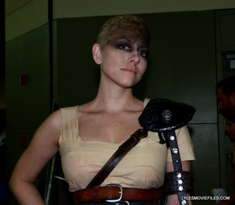 Baltimore Comic Con 2015 cosplay - Imperator Furiosa