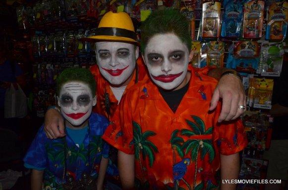 Baltimore Comic Con 2015 cosplay -Killing Joke Jokers