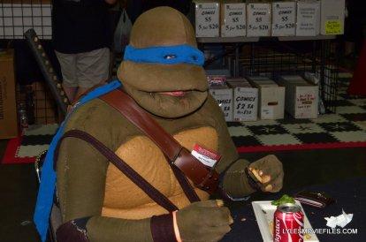 Baltimore Comic Con 2015 cosplay - Leonardo TMNT