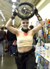 Baltimore Comic Con 2015 cosplay -Mad Max Fury Road Nux