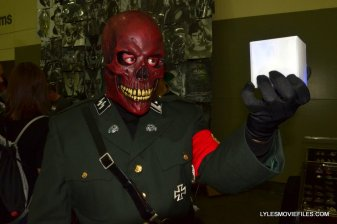 Baltimore Comic Con 2015 cosplay - Red Skull