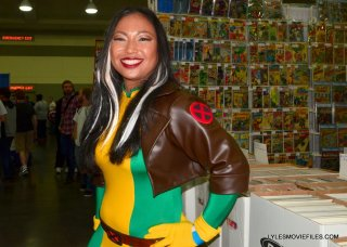 Baltimore Comic Con 2015 cosplay -Rogue