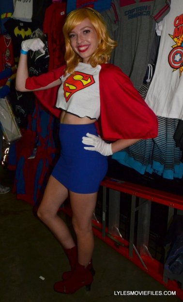 Baltimore Comic Con 2015 cosplay -Supergirl