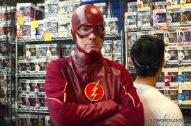 Baltimore Comic Con 2015 cosplay -The Flash CW