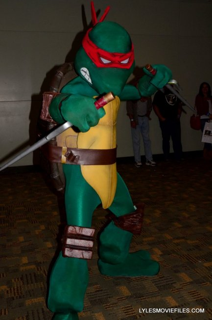 Baltimore Comic Con 2015 cosplay - TMNT Raphael