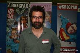 Baltimore Comic Con 2015 -Greg Pak