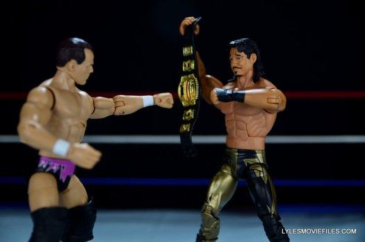 Dean Malenko WWE Elite 37 - going after Eddie Guerrero's cruiserweight title