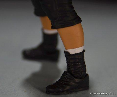 Dean Malenko WWE Elite 37 - sock detail